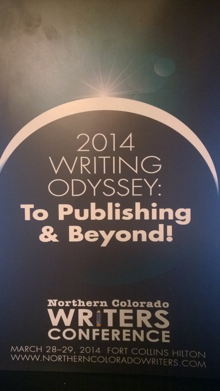 Conference recap: Northern Colorado Writers Conference 2014!
